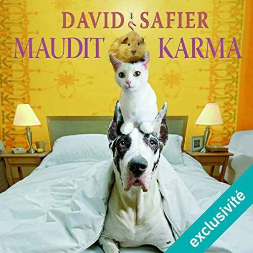 Couverture Maudit karma, tome 1