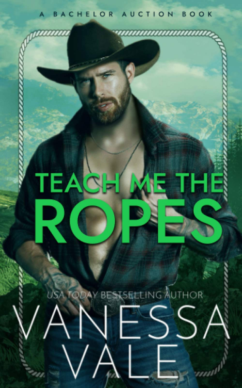 Couverture Bachelor Auction, book 1: Teach me the ropes