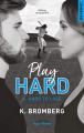 Couverture Play Hard, tome 4 : Hard to lose Editions Hugo & cie (New romance) 2021