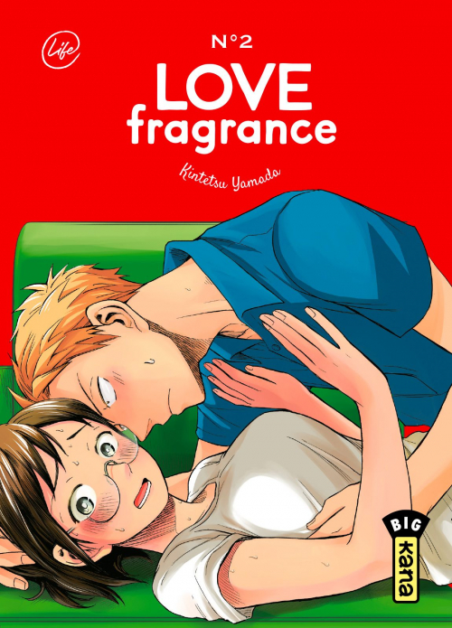 Couverture Love Fragrance, tome 2