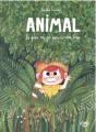 Couverture Animal : Le jour où je suis devenu loup Editions Little Urban 2021