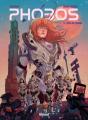 Couverture Phobos (BD), tome 1 : L'envol des éphémères Editions Glénat 2021
