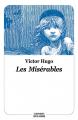 Couverture Les Misérables Editions L'École des loisirs (Classiques abrégés) 2010