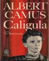 Couverture Caligula Editions Le Livre de Poche 1971