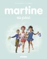 Couverture Martine au parc Editions Casterman 2017