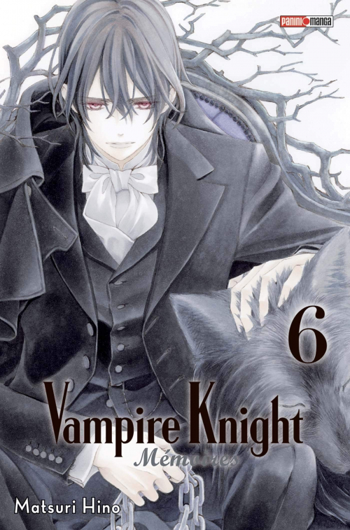 Couverture Vampire Knight : Mémoires, tome 6