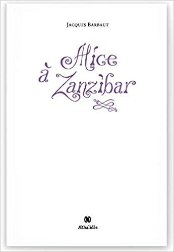 Couverture Alice à Zanzibar