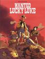 Couverture Lucky Luke (Vu par...), tome 2 : Wanted Lucky Luke Editions Lucky Comics 2021
