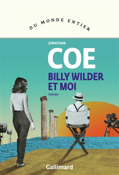 Couverture Billy Wilder et moi