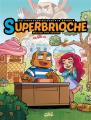 Couverture Superbrioche : Mission très sucrée Editions Soleil (Jeunesse) 2021