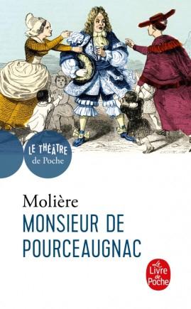 Couverture Monsieur de Pourceaugnac