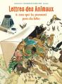 Couverture Lettres des animaux à ceux qui les prennent pour des bêtes Editions Glénat 2021