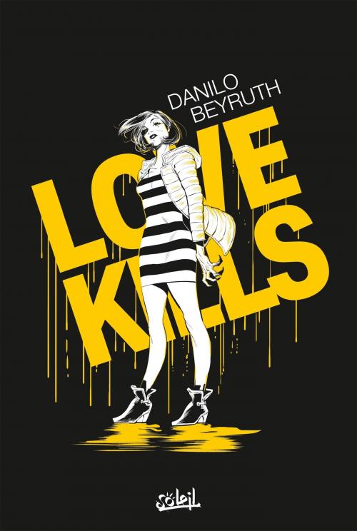 Couverture Love kills
