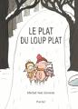 Couverture Le plat du loup plat Editions L'École des loisirs (Pastel) 2021