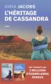 Couverture L'Héritage de Cassandra Editions Archipoche 2020