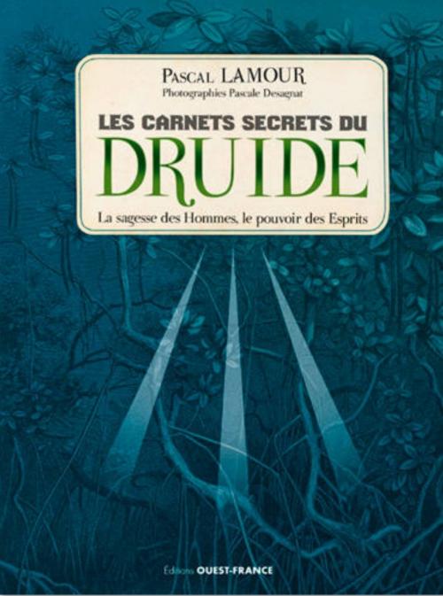 Couverture Les carnets secrets du druide