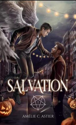 Couverture Salvation (Astier), tome 1