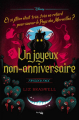 Couverture Un joyeux non-anniversaire Editions Hachette (Heroes) 2021