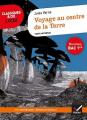 Couverture Voyage au centre de la terre Editions Hatier (Classiques & cie - Lycée) 2019