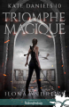 Couverture Kate Daniels, tome 10 : Triomphe magique Editions Infinity (Urban fantasy) 2021