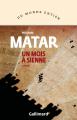Couverture Un mois à Sienne Editions Gallimard  2021