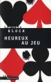 Couverture Heureux au jeu Editions Seuil (Policiers) 2009