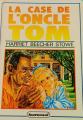 Couverture La case de l'oncle Tom Editions Ronde du Tournesol 1988
