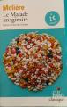 Couverture Le malade imaginaire Editions Folio  (Classique) 2019