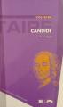 Couverture Candide / Candide ou l'Optimisme Editions ERPI (Lire et s'entraîner) 2007