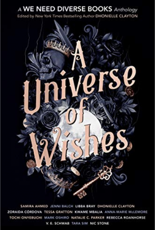 Couverture A Universe of Wishes