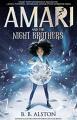 Couverture Amari et le Bureau des affaires surnaturelles Editions Balzer + Bray 2021