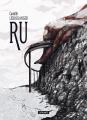 Couverture Ru Editions L'Atalante (La Dentelle du cygne) 2021