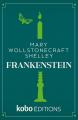 Couverture Frankenstein ou le Prométhée moderne / Frankenstein Editions Kobo 2020