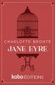 Couverture Jane Eyre Editions Kobo 2020