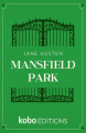 Couverture Mansfield park Editions Kobo 2020