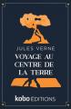 Couverture Voyage au centre de la terre Editions Kobo 2020