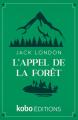 Couverture L'Appel de la forêt / L'Appel sauvage Editions Kobo 2020