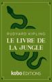 Couverture Le Livre de la Jungle Editions Kobo 2020