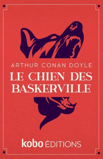 Couverture Le Chien des Baskerville