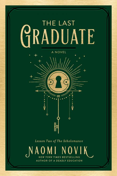 Couverture Scholomance, book 2: The Last Graduate