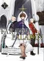 Couverture Faraway Paladin, tome 5  Editions Komikku 2021