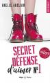 Couverture Secret Défense d'aimer, tome 1 Editions Hugo & cie (Poche - New romance) 2020