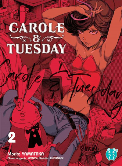 Couverture Carole & Tuesday, tome 2