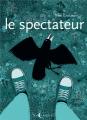 Couverture Le spectateur Editions Soleil (Métamorphose) 2021