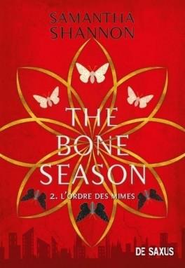 Couverture Bone season : Saison d'os, tome 2