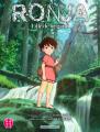 Couverture Ronya, fille de brigand Editions Nobi nobi ! 2021