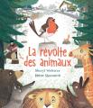 Couverture La révolte des animaux Editions Kimane 2021