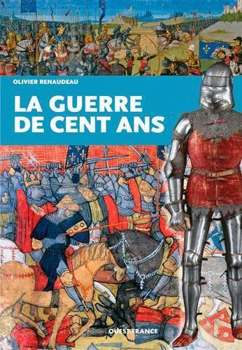 Couverture La guerre de cent ans