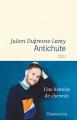 Couverture Antichute Editions Flammarion 2021
