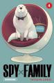 Couverture Spy X Family, tome 4 Editions Kurokawa (Shônen) 2021